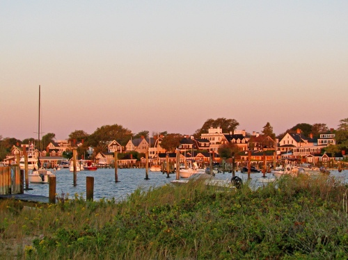 Edgartown's Magical Glow