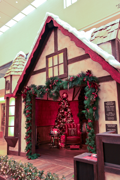 Northpark Santa's House